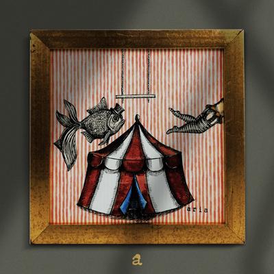 acquista un quadro con circo